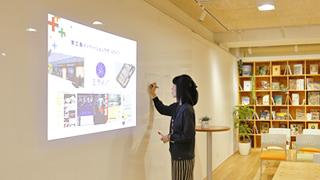 写真:イノベーションボード